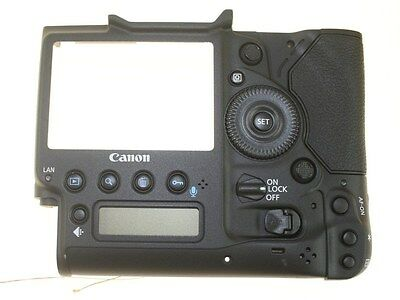 Canon Eos 1Dx Mark Ii Back Rear Cover Genuine Made By Canon New