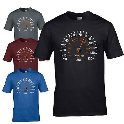 SPEEDOMETER 1939 BIRTHDAY T Shirt