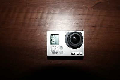 GoPro HERO3 Silver Edition 64 MB Camcorder - Silver