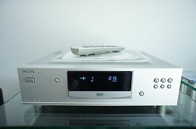 Philips SACD 1000 Universal  SACD / CD / DVD Player / High End Audiophile