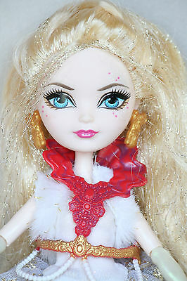 Ever After High Puppe Apple White Thronfest Throne Coming Thronecoming