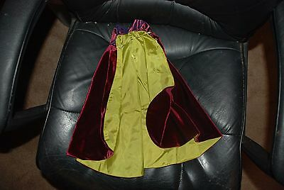 Cape with Satin lining   by Helen Kish, New
