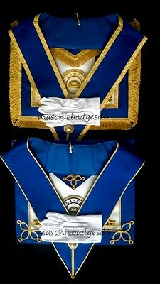 masonic regalia-CRAFT PROVINCIAL DRESS & UNDRESS APRON PACKAGES (OPTIONS)