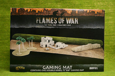 GAMING MAT Flames of War BB951