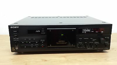 Sony TC-K970ES Black Supreme High-End Stereo Cassette Deck *TOP Condition*