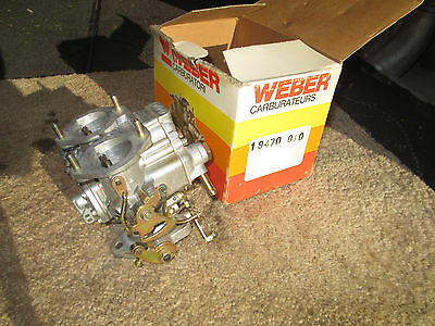 NEW Italy Baby Weber 32 DCOF Carb/Carburetor Rat Rod Fiat 19470-010