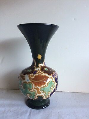 A beautiful Ivora Gouda Holland Vase