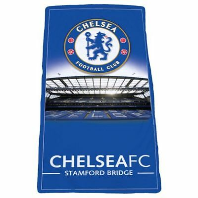 Chelsea FC Football Club Beach Towel Birthday Gift Present Idea