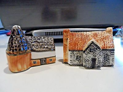 2 Countryside Coll.Britain in Miniature Houses-Tey Terra-Lenwade-Norfolk England