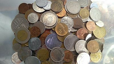 [ 4 Lb - Four Pounds ] World - Huge Lot Circulated Coins [Free Shipping]