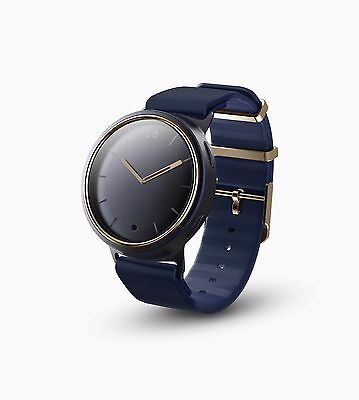 ***misfit Phase Hybrid Smartwatch***navy Gold***brand New!@@@