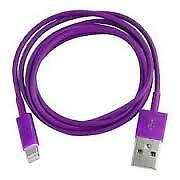 2 X IPHONE 5 5c 5s 6 6+ USB CABLE FAST CHARGE 3 FOR 2 SAME DAY FREE POST NEW