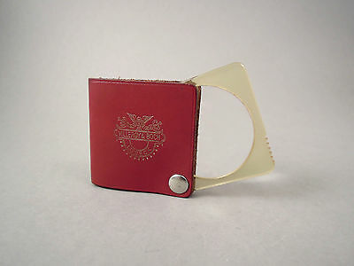 Rare collectible pocket magnifier magnifying glass by Villeroy & Boch, Lubeck