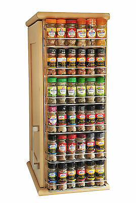 Customize Your British Spice Rack With Colour And Size