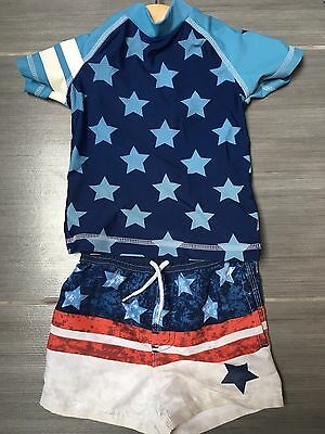 Next Two Piece Swimsuit with UV Protection 9-12 months