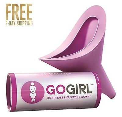 Go Girl Combo Extension Tube Female Urination Device Urinate While Standing Up