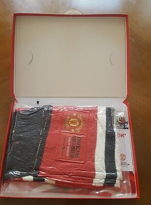 Manchester United Football Club Membership Pack 2016 - 17 Scarf