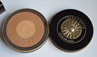 """Limited Edition"" Guerlain Terracotta Terra Magnifica Bronzing Powder Compact"