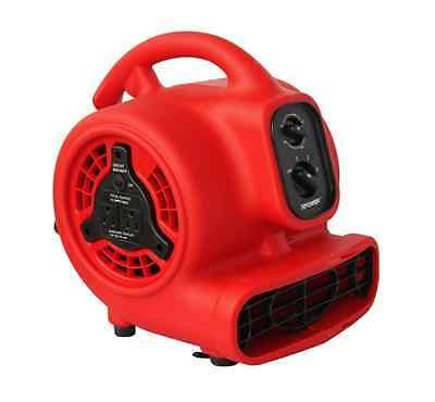 New Portable Mini Air Mover Dryer  Carpet Floor Fan Blower Industrial Electric