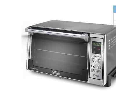 6 Slice Multi Function Convection Toaster Oven Automatic Timer Digital Control