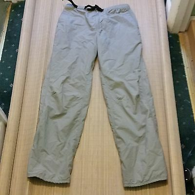 "Rohan Dry Essential Mens Trousers Size M Waist 31""-34"""