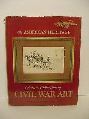 The American Heritage Century Collection of Civil War Art by Stephen Sears