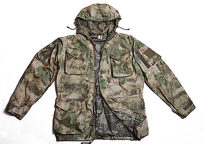 Russian Army FSB Special Forces BDU Wind Water Proof Suit moss camo gorka