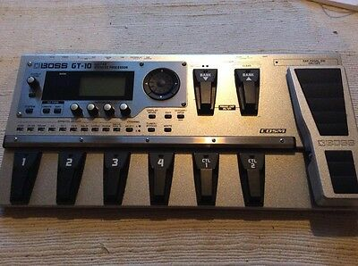 Boss GT-10 Multieffects