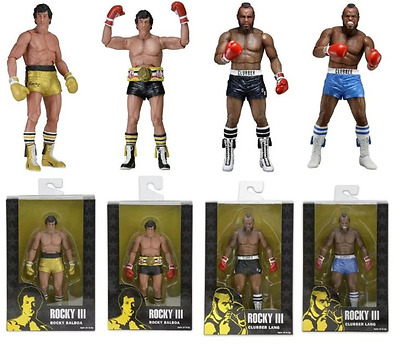 ROCKY BALBOA Action Figures Classic Movie Models Rocky Kids Toys Sylvester