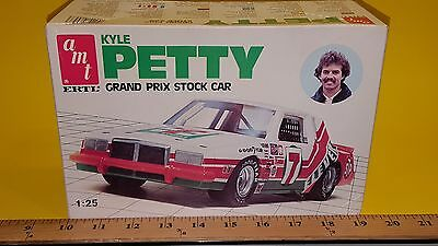 1/25 Amt/ertl Nascar 7 Eleven Kyle Petty Pontiac Grand Prix Stock Car Model Kit