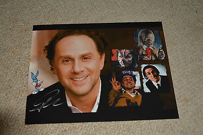 JOHN KASSIR  signed autograph In Person  8x10 (20x25 cm) TALES FROM THE CRYPT