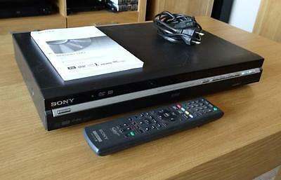 Sony DVD/160Hard Disc Drive Recorder