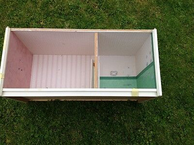Dolls House 12th Scale Double Room Box