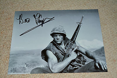 BRIAN THOMPSON signed Autogramm 20x25 cm In Person