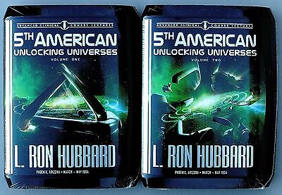 5th American ACC CD Set - Scientology - Brand New - 2/3 Off!
