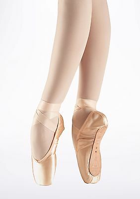 NIB Bloch Serenade Strong S0131S Ballet Pointe Shoes Asst Sizes  Retail $60+