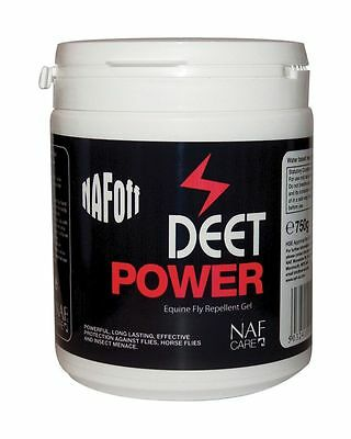 NAF Off DEET Power Performance Fly Repellent Gel 750g - ** FREE UK Shipping**