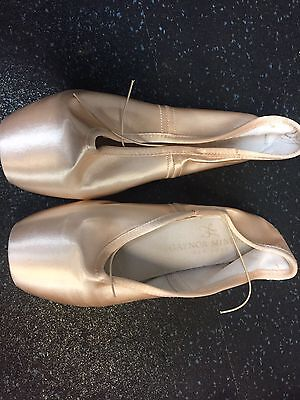 Pointe Shoes- GAYNOR MINDEN size 10M 5-522-33