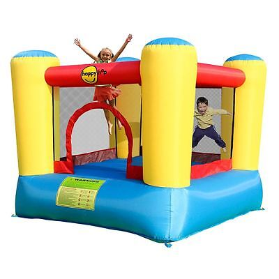 AirFlow Bouncy Castle Outdoor Jumping Kids Activity Party Inflatable 2x2m New