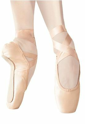 NIB Bloch Suprima Strong S0132S Ballet Pointe Shoes Asst Sizes  Retail $60+