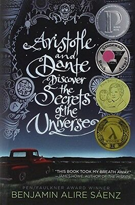 Aristotle And Dante Discover The Secrets Of The Universe (Paperback, 2014)