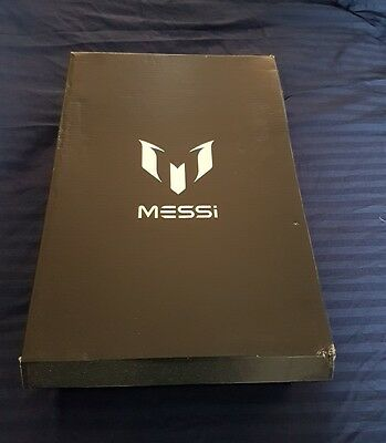 Brand New Mens Indoor Football Shoes By ADIDAS MESSI Size 9