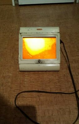Vintage Ilford Safe Light  Untouched Condition Working