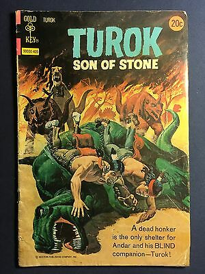 Turok Son Of Stone Comic #90 From May 1974 By Gold Key