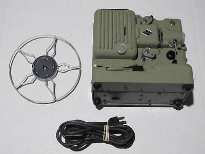 Vintage Eumig  Projector  Type P8, Made In Austria **** Please Read ****