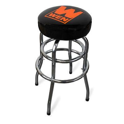 Swivel Counter Bar Stool Mechanics Padded Chair Repair Shop Garage Bench Seat