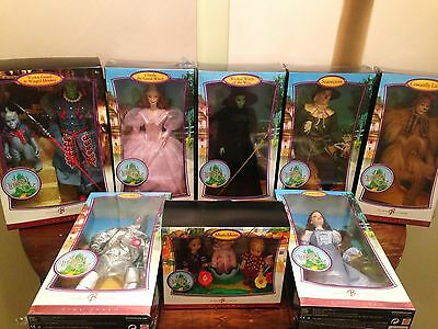 BRAND NEW: The Wizard of Oz Barbie Doll Pink Label Collection