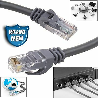 RJ45 Cat6 Ethernet Network LAN Gigabit Internet Cable 1m 2m 3m 5m 10m Wholesale