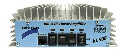 KL 506 Base or Mobile Linear Amplifier (Free shipping for US Buyers)