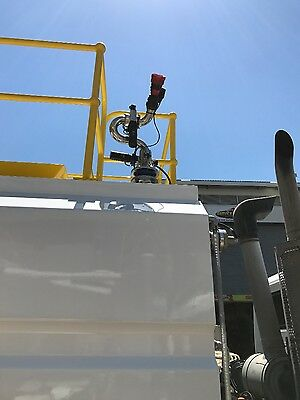 Water truck cannon
